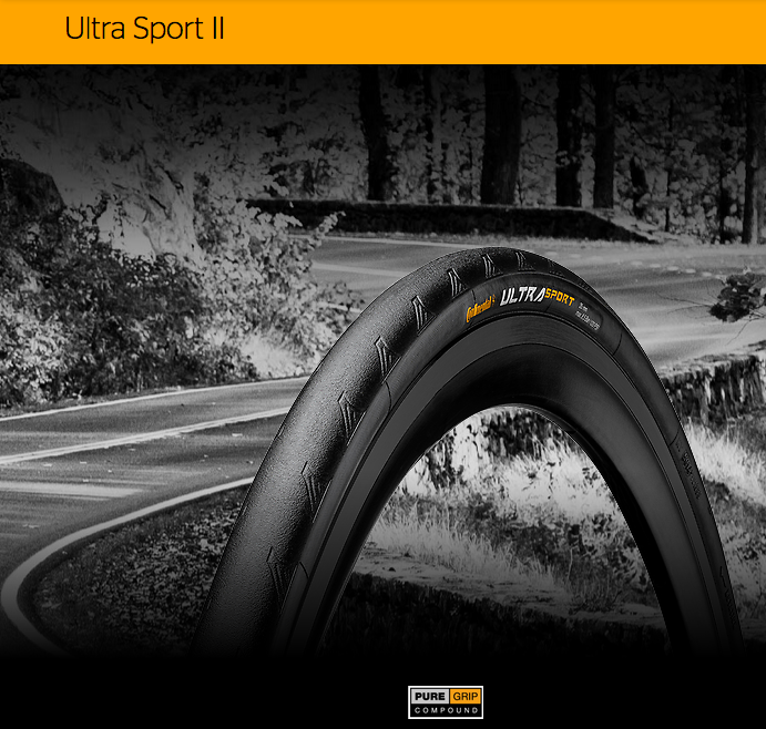 Continental Utra Sport II
