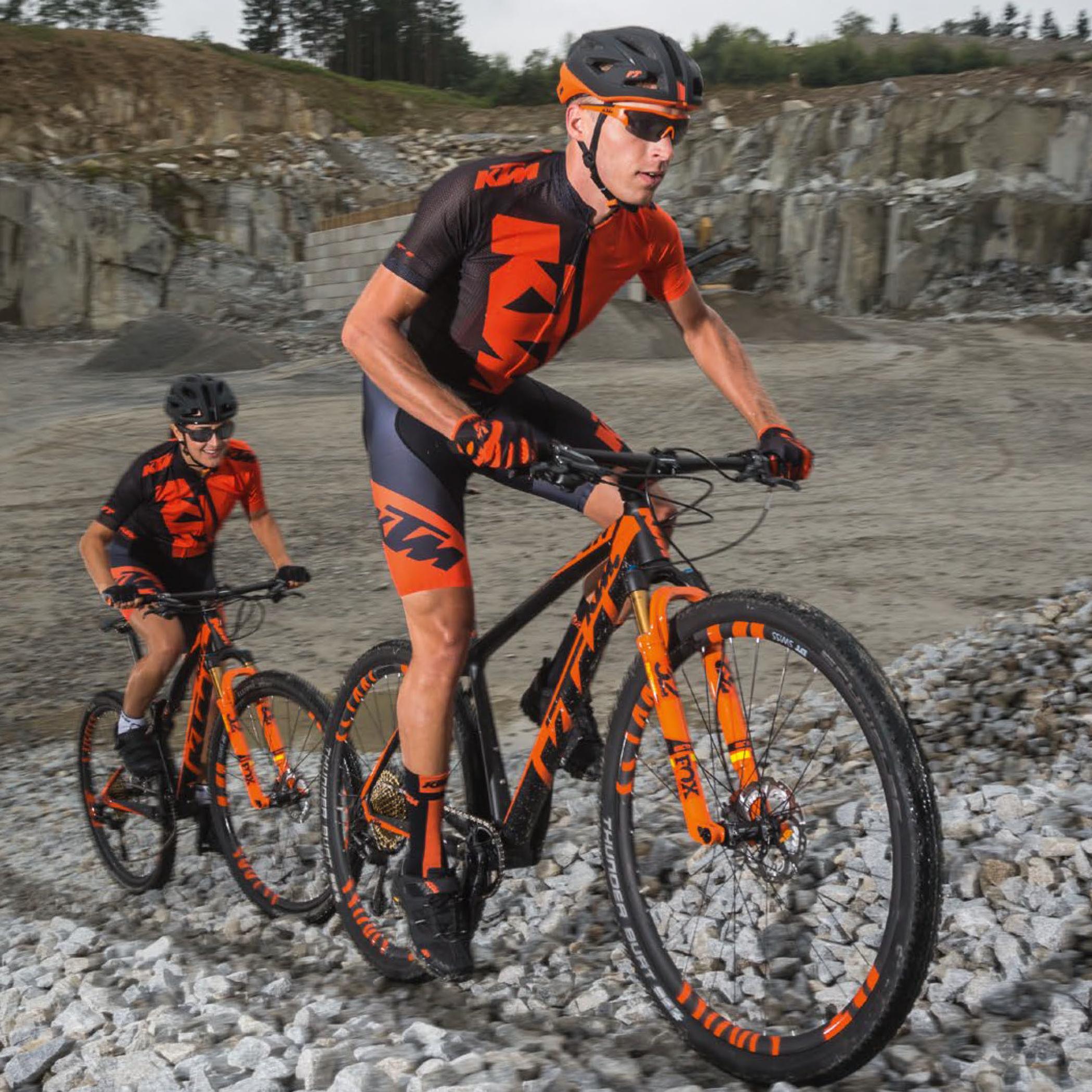 KTM Bike Duo