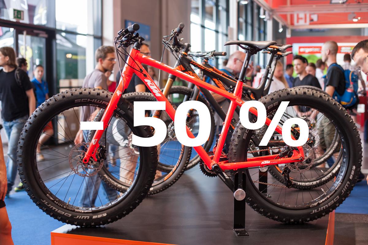 Fat Bike KTM Ad Un Prezzo Eccezionale!!!